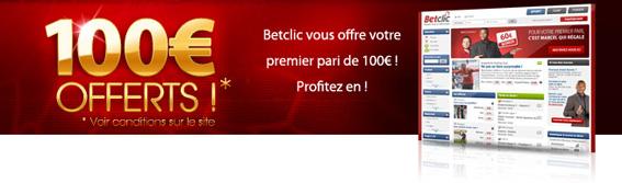Betclic promotions